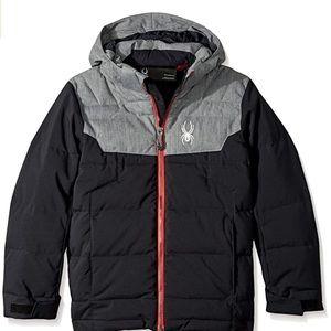 Spyder Boys Clutch Ski Jacket - Size 20